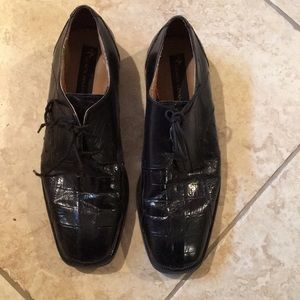 Stacy Adams black shoes